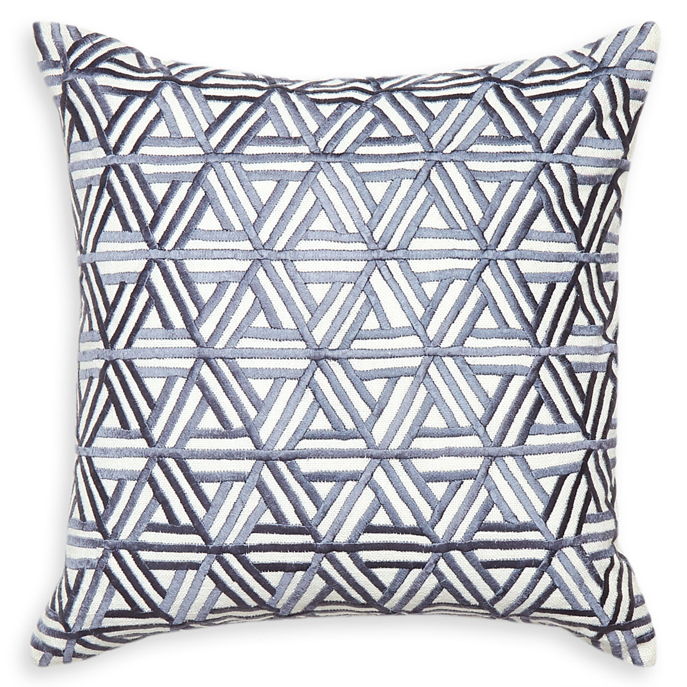patterned stella web throw pillow