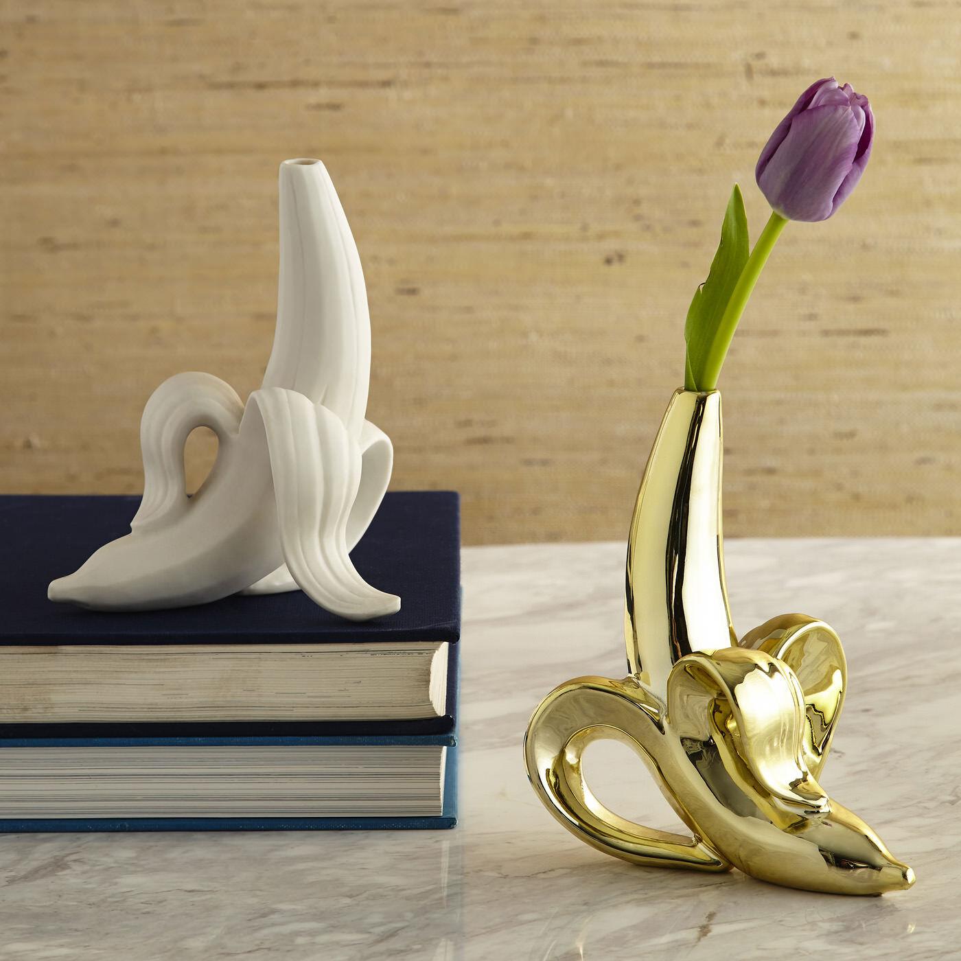 vases banana bud vase