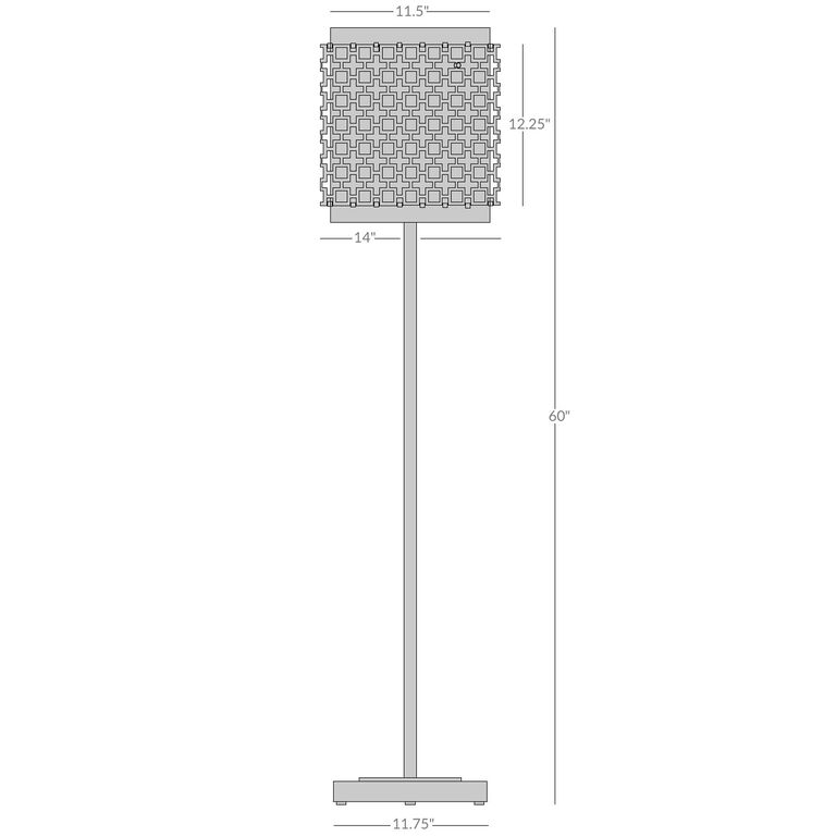 Floor Lamps - Parker Floor Lamp