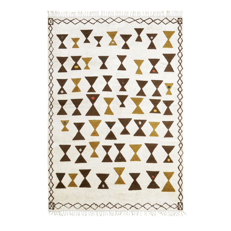 Hand-Knotted - Tanzania Hand-Knotted Rug