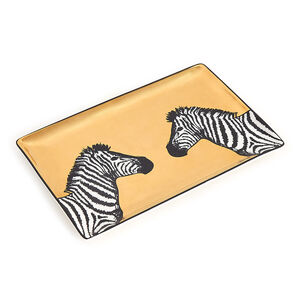Trays - Zebra Animalia Tray
