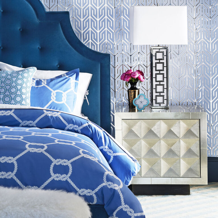 Jonathan Adler | Woodhouse King Headboard 1