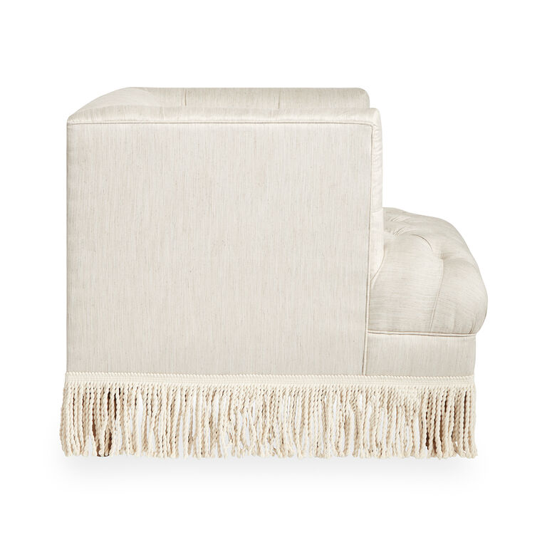 Jonathan Adler | Baxter Chair with Bullion Fringe 3