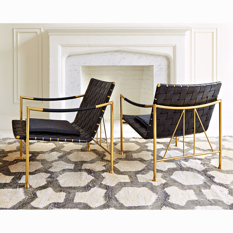 Chairs - Thebes Lounge Chair