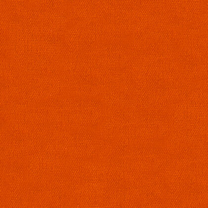 Fabric swatches - Venice Tangerine