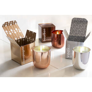 Candles - Bourbon Pop Candle