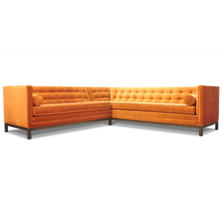 Jonathan Adler | Lampert Sectional Left Arm Facing