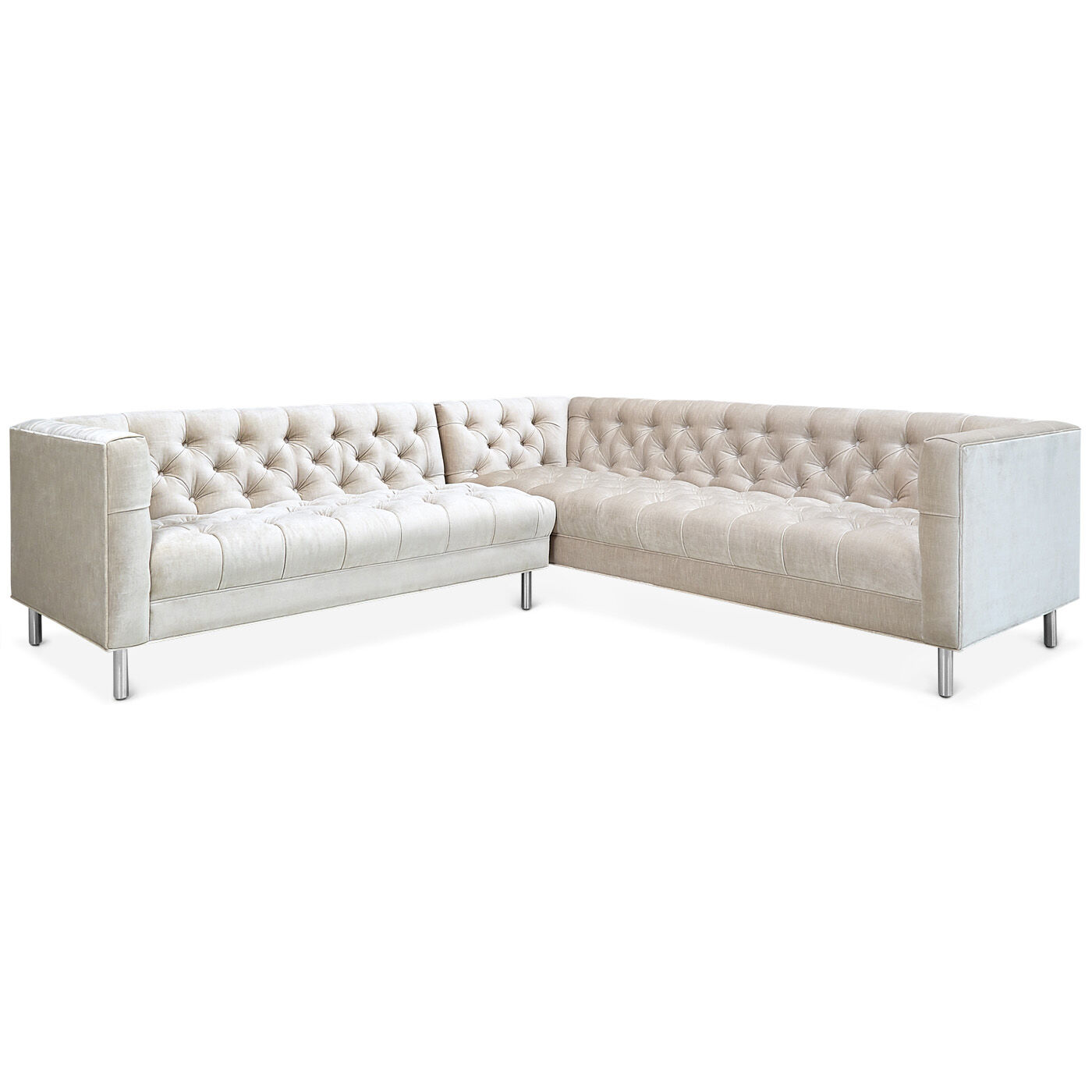 Baxter Sectional Right Arm Facing  hi-res  sc 1 st  Jonathan Adler : left arm facing sectional - Sectionals, Sofas & Couches