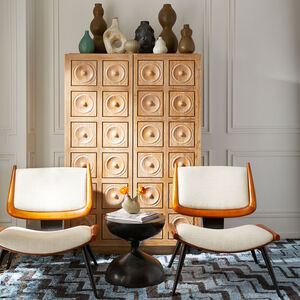 Antibes Collection Mid Century Modern Furniture