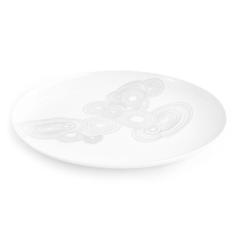 Serving Bowls & Platters - Malachite Oval Plate