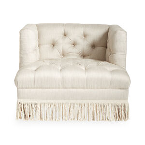 Jonathan Adler | Baxter Chair with Bullion Fringe