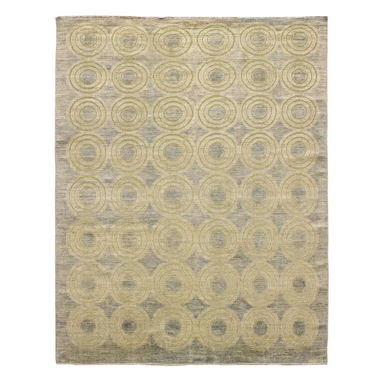 Holding Category for Inventory - Jonathan Adler For Kravet Grey Oculus Area Rug