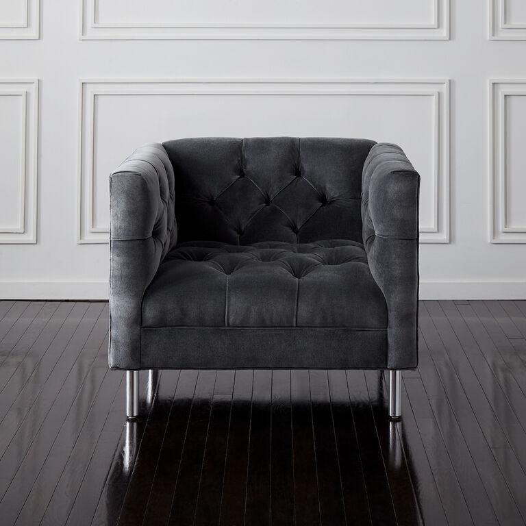 Jonathan Adler | Baxter Chair 10
