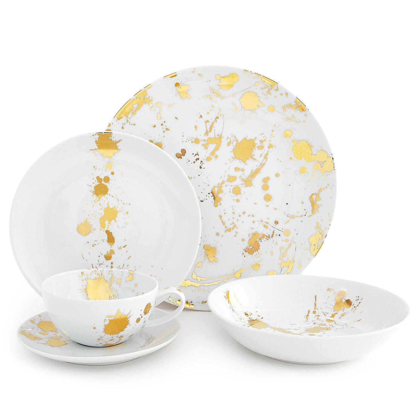 dinnerware sets fivepiece dinner set - Modern Dinnerware