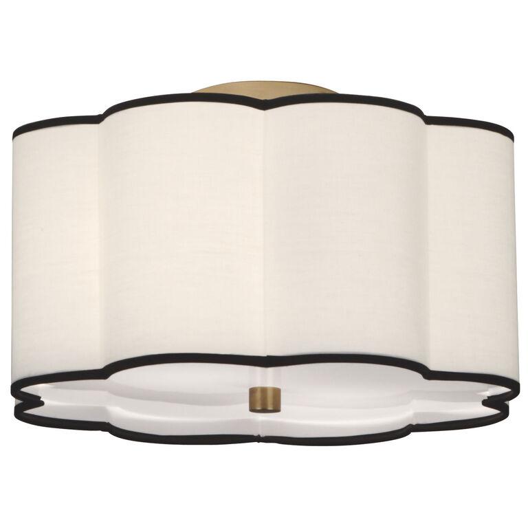 Salt Lamps Mount Gambier : Axis Brass Semi Flush Mount Lamp Modern Lighting Jonathan Adler