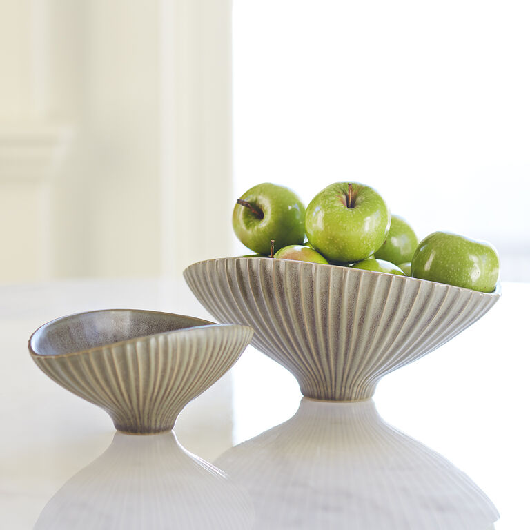 Bowls - Anemone Relief Bowl