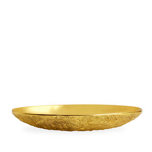 Bowls - Medium Brutalist Brass Bowl