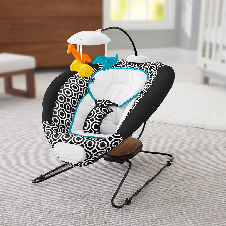 JA Baby - JA Crafted by Fisher-Price DeluxeBouncer