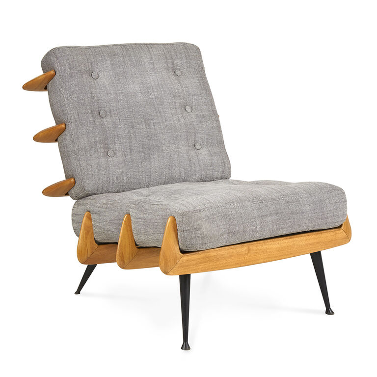 Warm Modernism - Antibes Lounge Chair