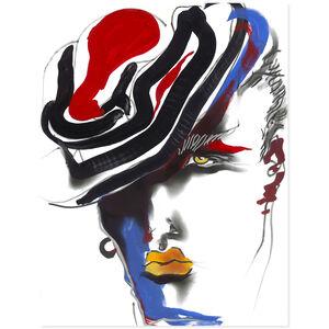 """Print - Tony Viramontes """"Jesse Harris Le Martin"""""""