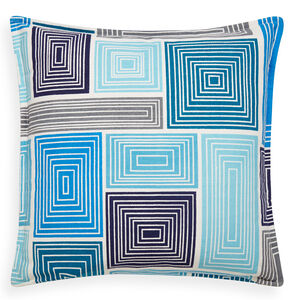Patterned - Bobo Blocks Pillow