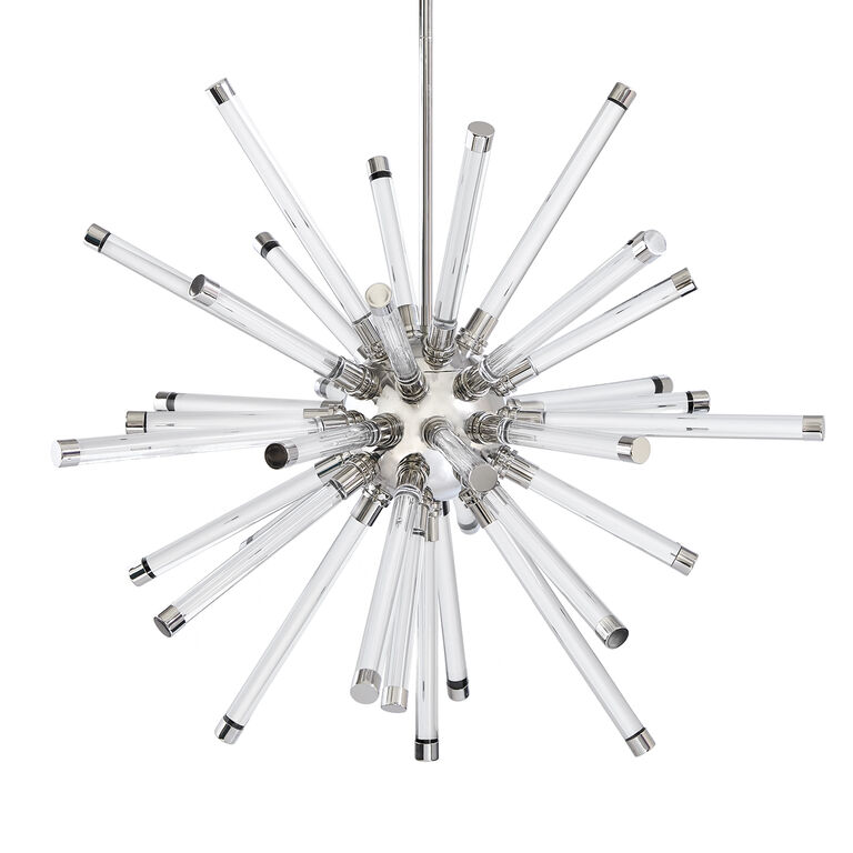 Chandeliers - Jacques Sputnik Chandelier