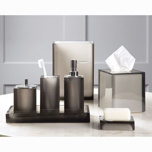 Bath Accessories - Smoke Hollywood Soap Dispenser