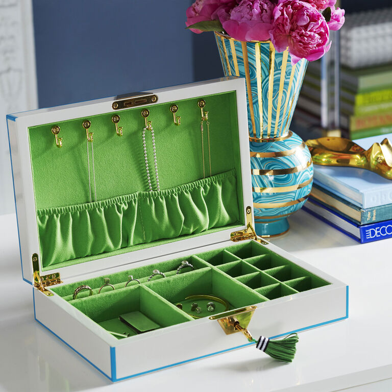 Boxes & Canisters - Lacquer Jewelry Box