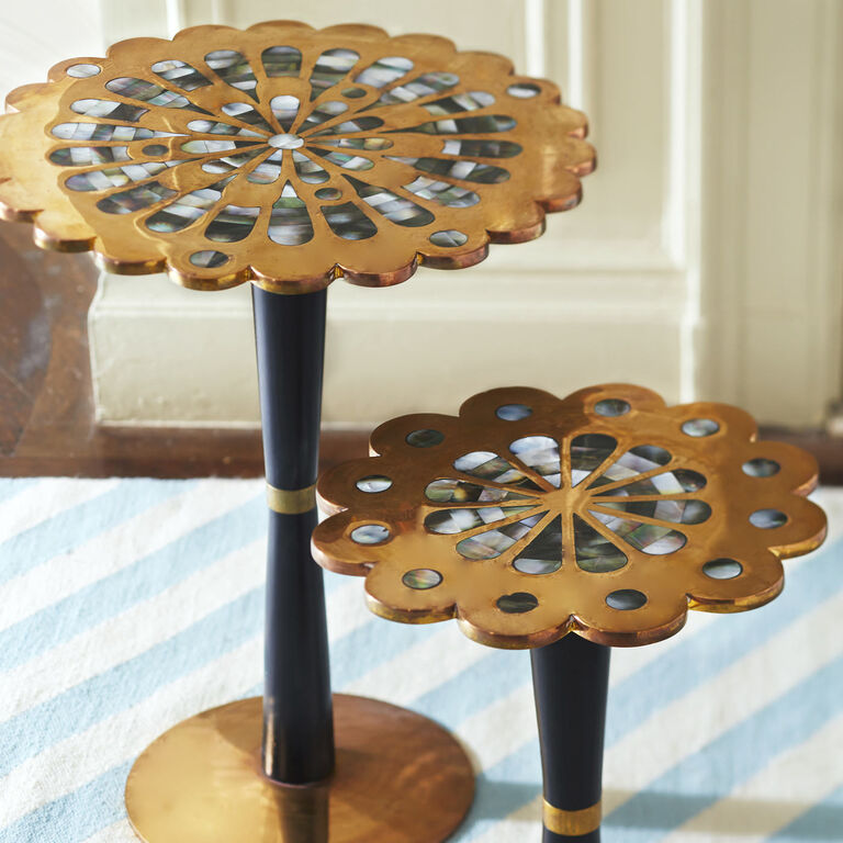 Side & Accent Tables - Tall Kismet Table