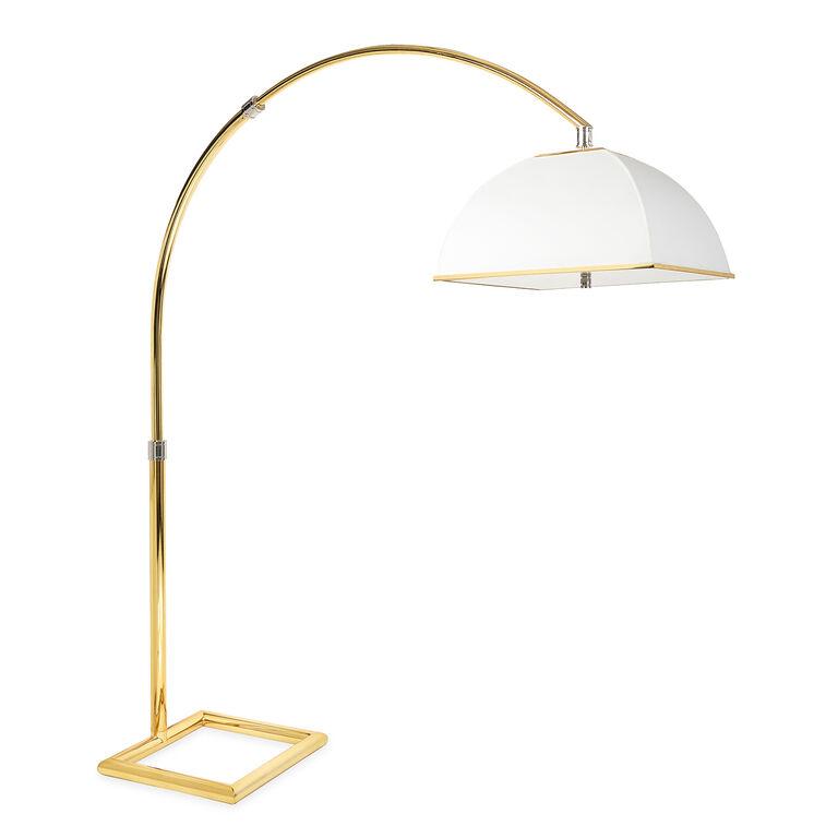 Floor Lamps - Electrum Arc Floor Lamp