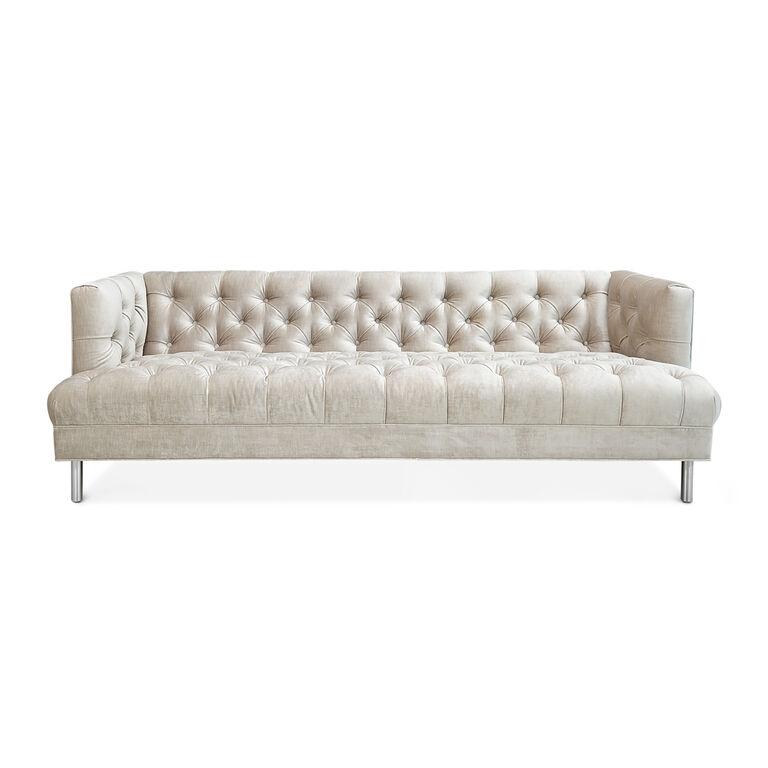 Jonathan Adler | Baxter Deep T-Arm Sofa