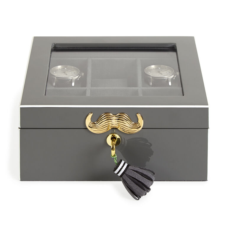Boxes & Canisters - Lacquer Watch Box
