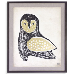 Print - Menagerie Owl Limited Edition Giclée Print