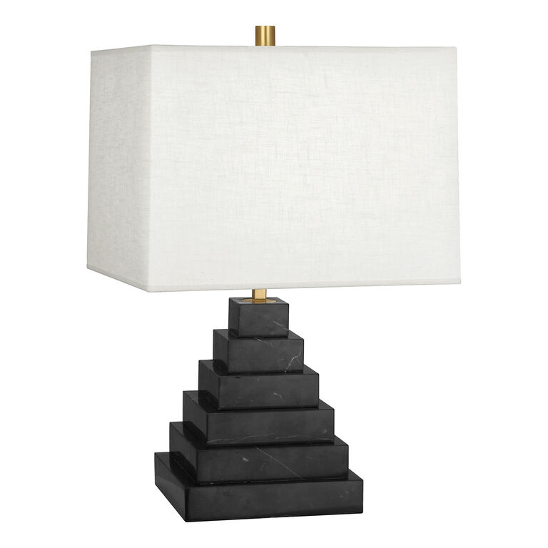 Table Lamps - Canaan Pyramid Table Lamp
