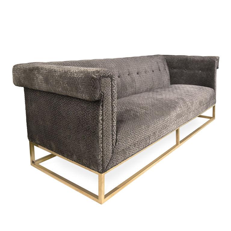 caine sofa modern furniture jonathan adler. Black Bedroom Furniture Sets. Home Design Ideas