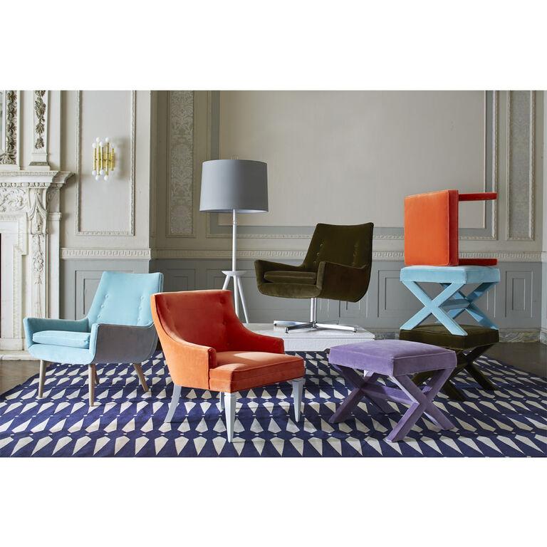 Jonathan Adler | Mrs. Godfrey Swivel Chair 3