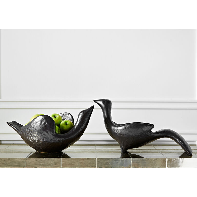 Bowls - Vallauris Flying Bird Bowl