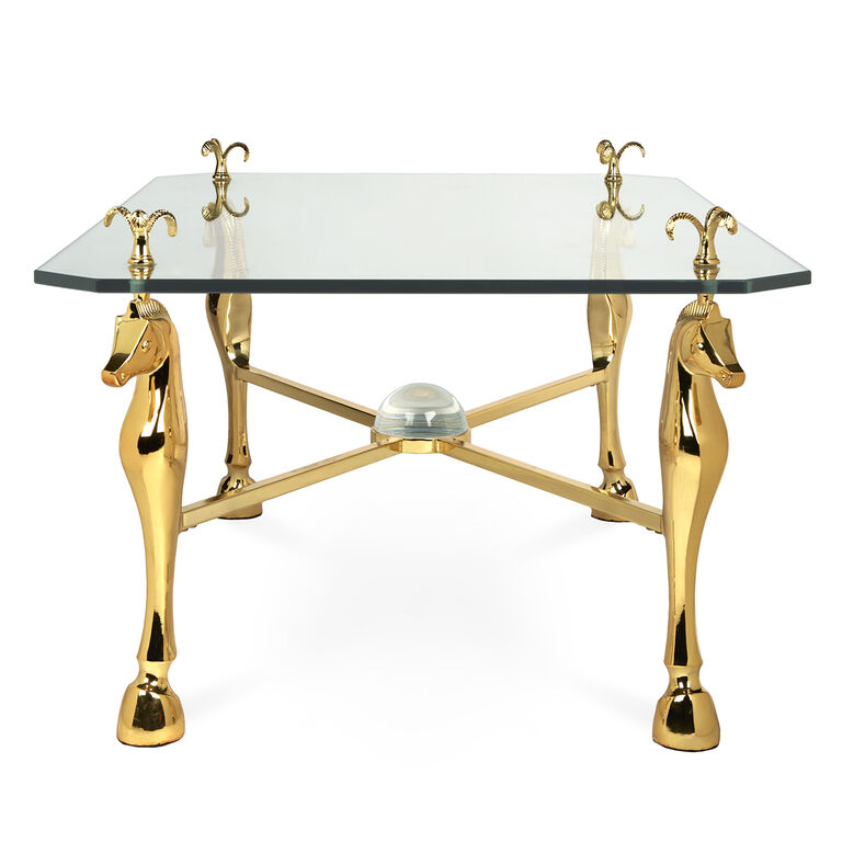 Cocktail Tables - Cheval Cocktail Table
