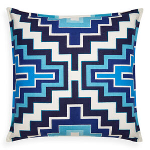 Patterned - Bobo Stepped Bridget Pillow