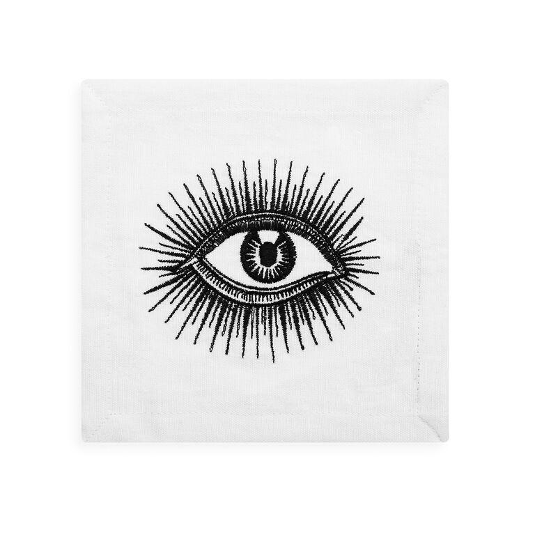Table Linens - Eyes Linen Napkin Set