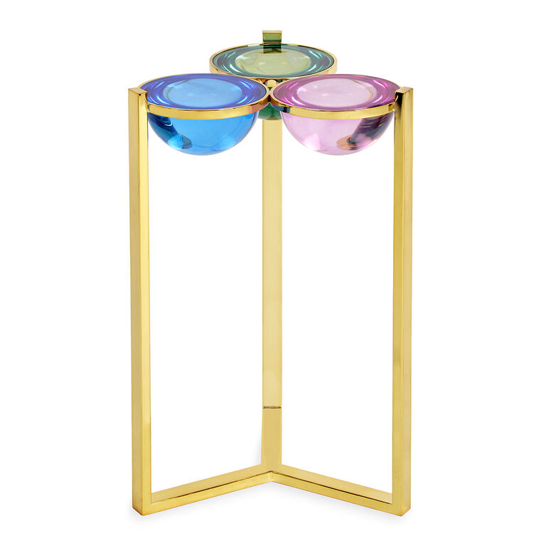 Side & Accent Tables - Globo Drinks Table
