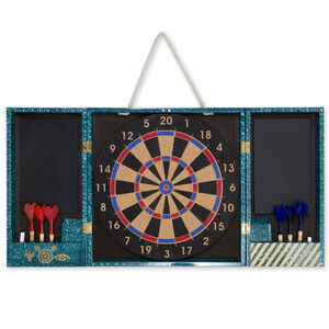 Games - Toulouse Dartboard Set