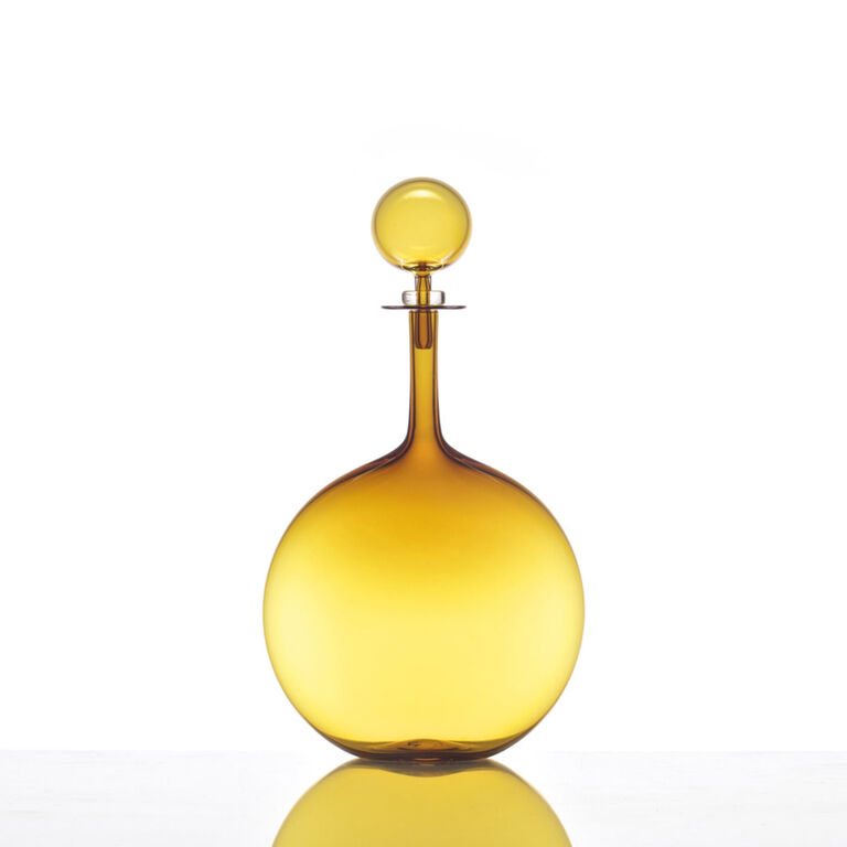 Art & Finds - Joe Cariati Small Flask Decanter