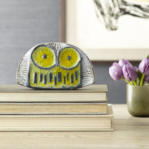 Decorative Objects - Glass Menagerie Owlet