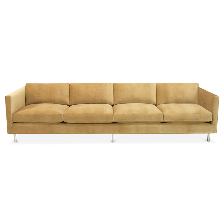 Four seater sofas mid century ge 236 4 seater sofa by hans for Modern furniture sites