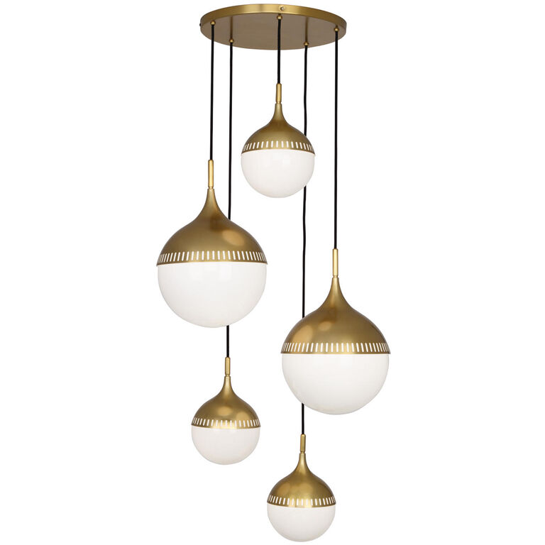 Chandeliers - Rio Multi-Arm Chandelier