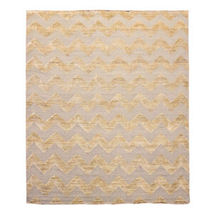 Jonathan Adler for Kravet - Jonathan Adler For Kravet Natural Jagged Area Rug
