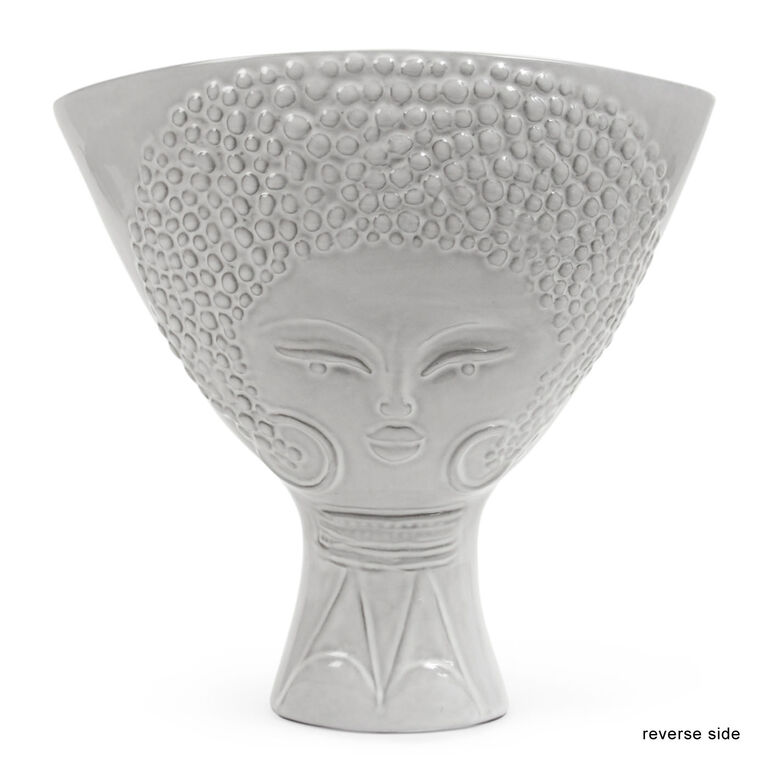 Holding Category for Inventory - Utopia Reversible Fro Vase
