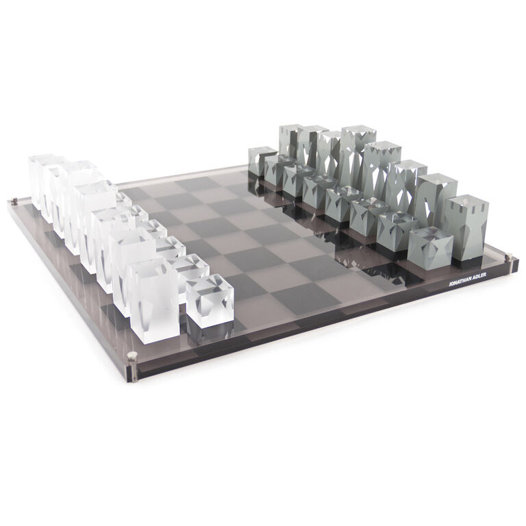Games - Acrylic Chess Set