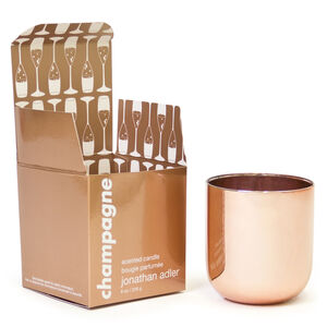 The Golden Rule - Champagne Pop Candle